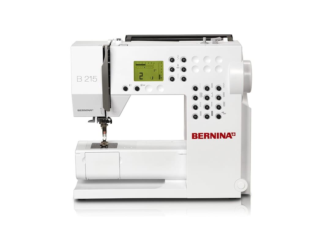 Image of   Bernina 215 - Inkl. Forlængerbord