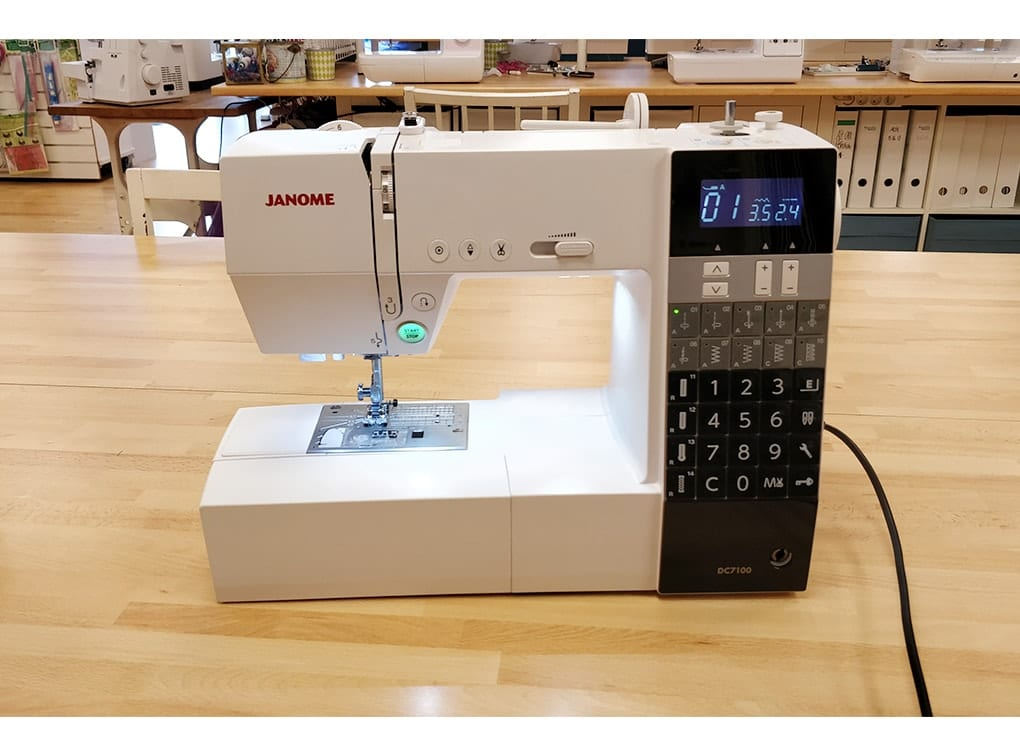 Janome 7100 DC