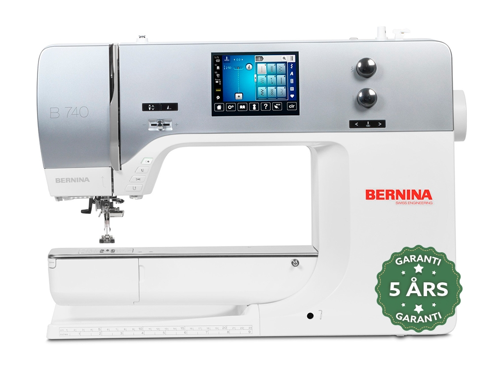 Image of   Bernina 740