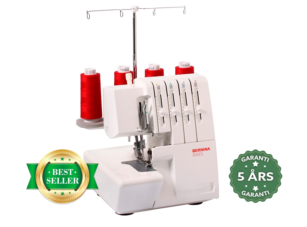 Image of   Bernina 800DL