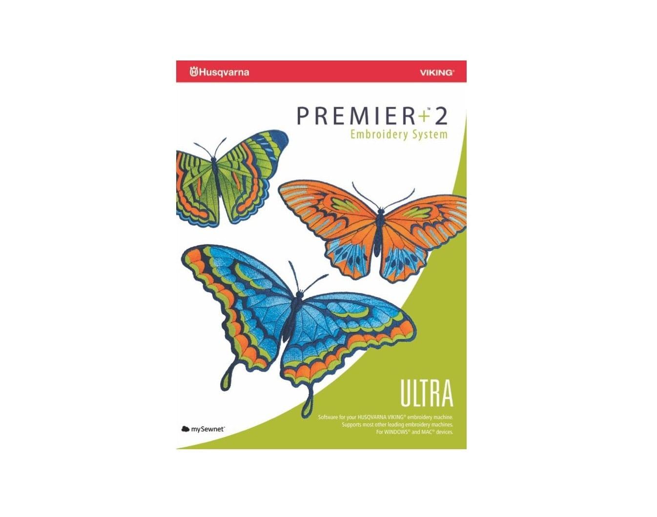 Husqvarna Viking Premier+2 Ultra