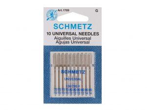 SCHMETZ Universal ass. (10 stk.)