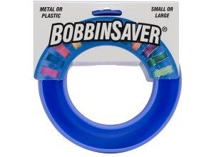 Bobbin saver i blå