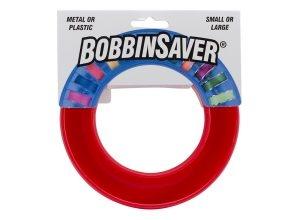 Bobbin saver i rød