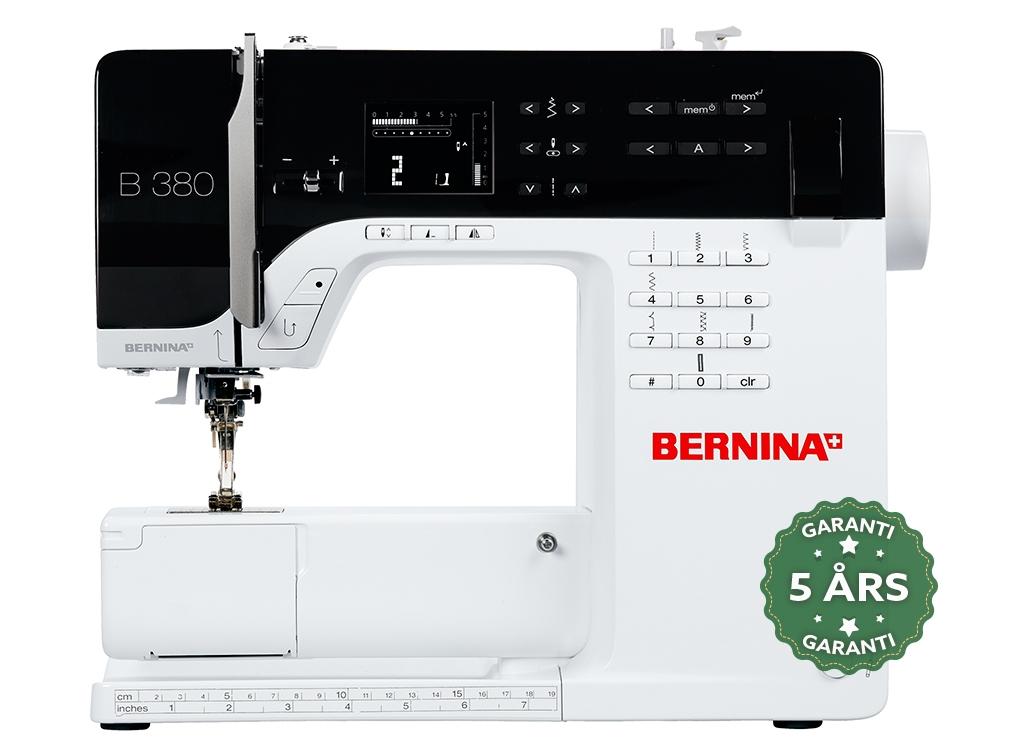 Image of   Bernina 380