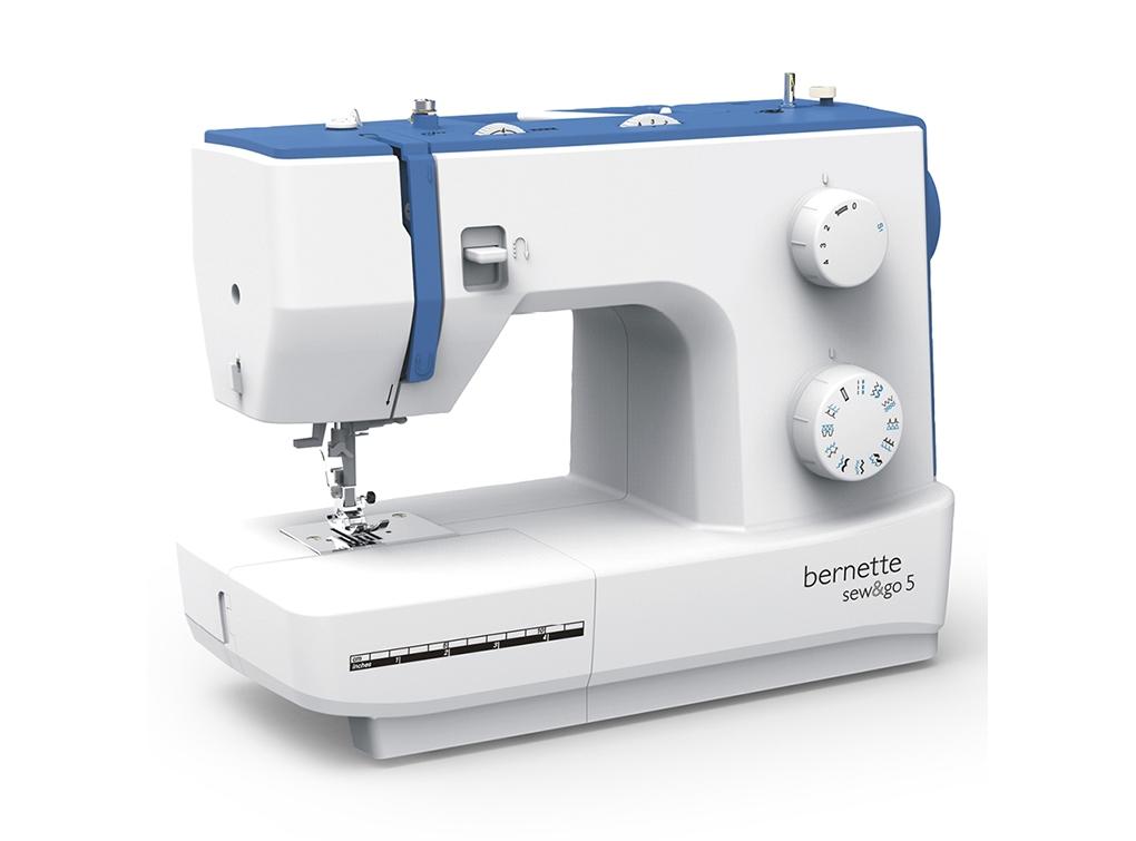 Image of   Bernette Sew&Go 5