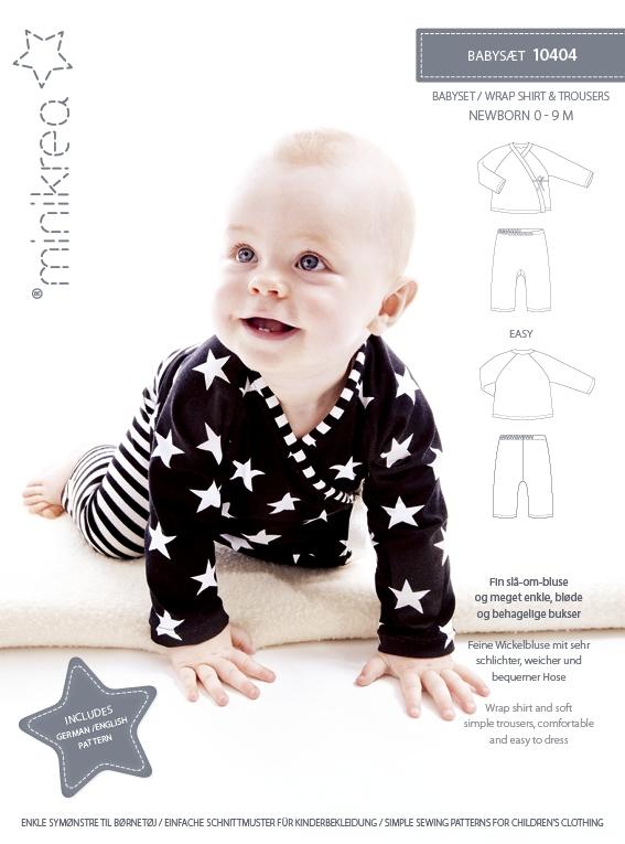 Image of   Babysæt 10404