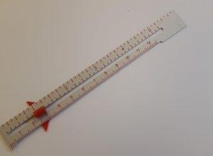 sømometer