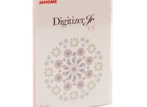 Janome Digitizer JR V5.0