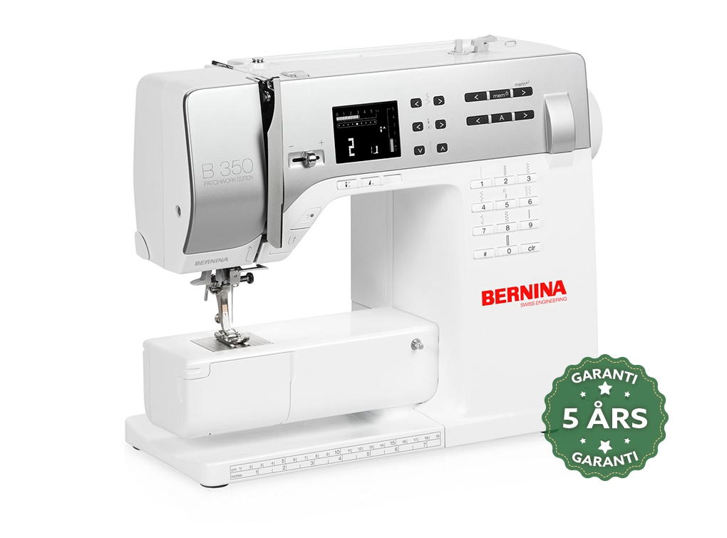 Image of   Bernina 350 PE