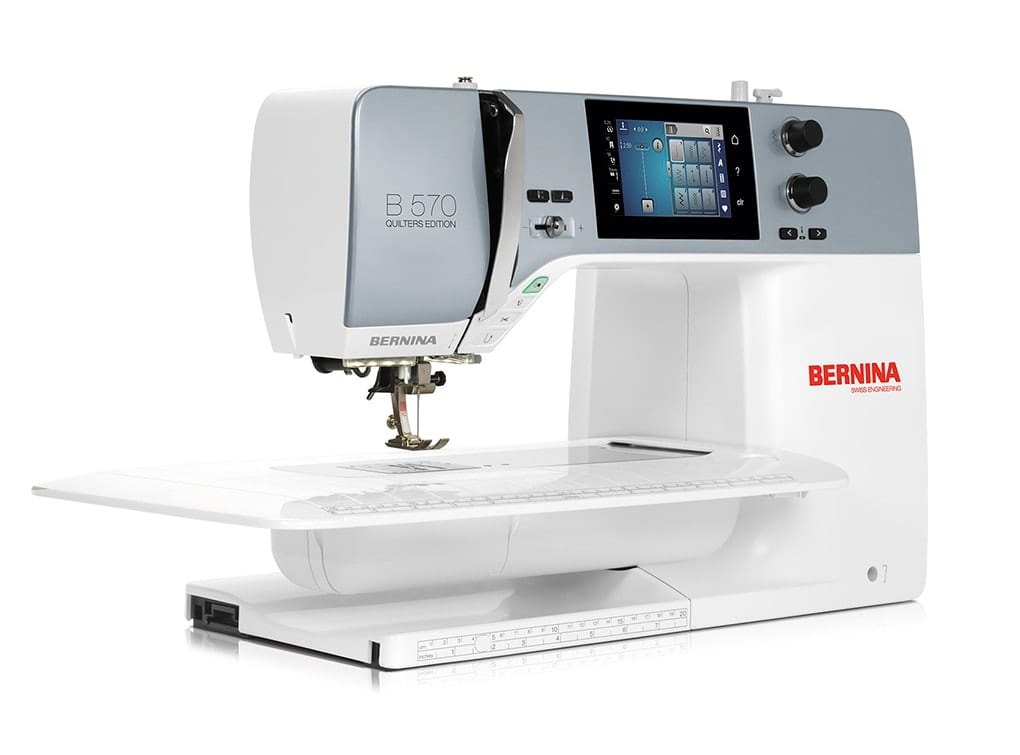 Image of   Bernina 570 QE VIO
