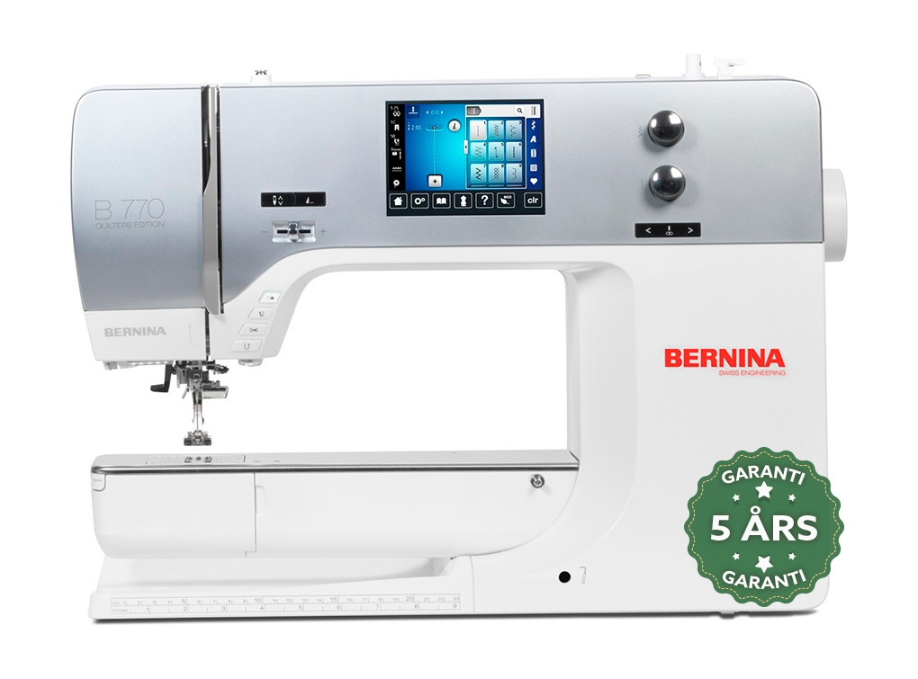 Image of   Bernina 770 QE