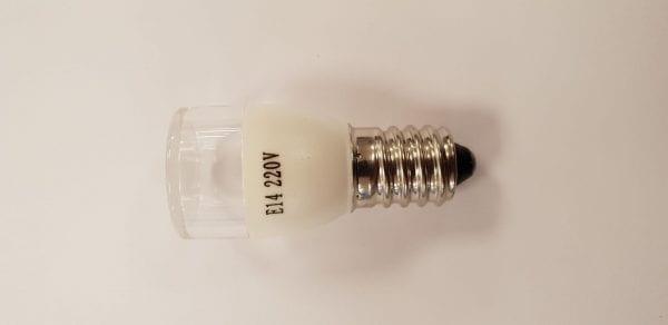 Pære Gevind E14 - Længde 57 (LED)