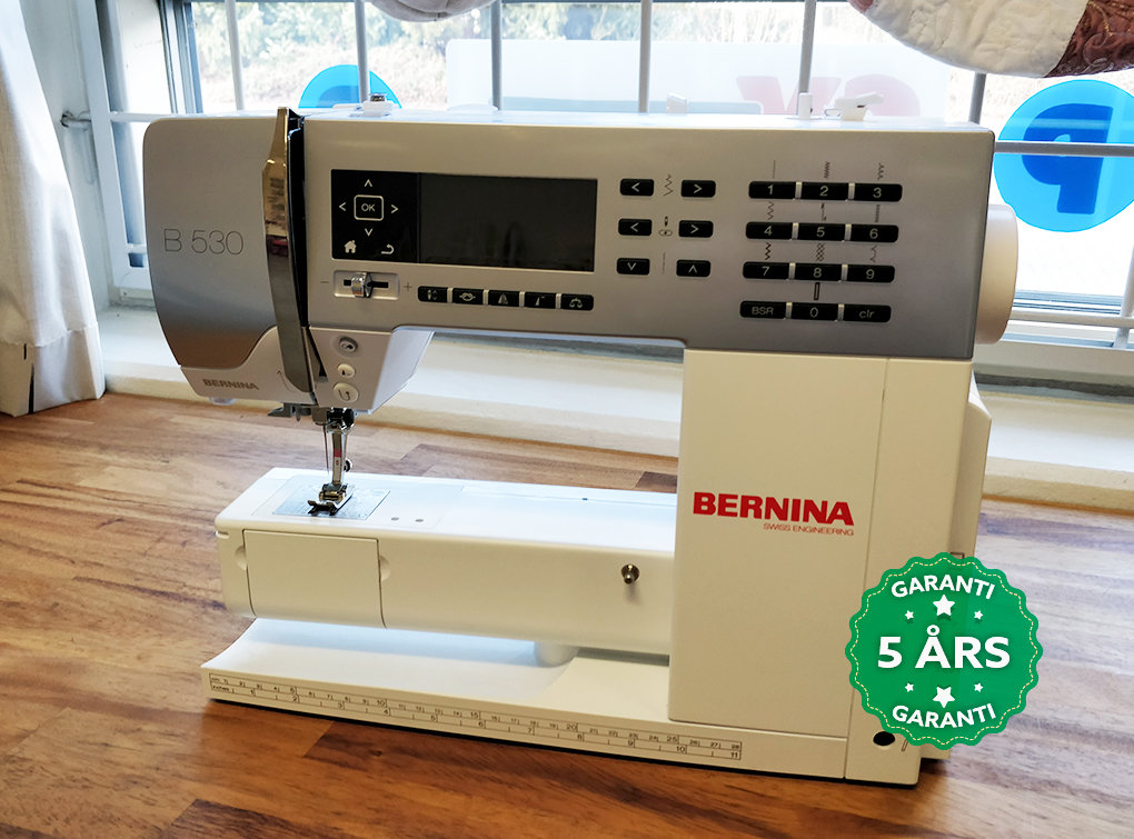 Image of   Bernina 530 (Demo)
