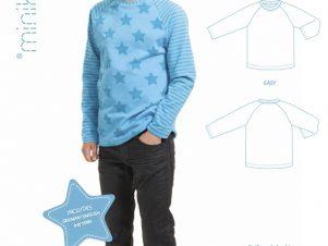 Minikrea - Raglan T-shirt 50222