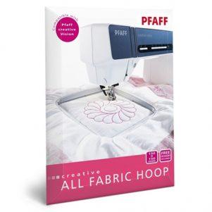 All Fabric Hoop II 150x150mm