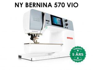 Bernina 570 QE VIO