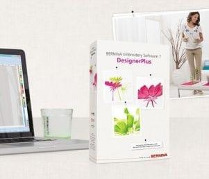 Bernina DesignerPlus 7