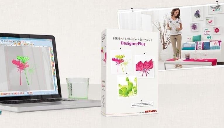 Image of   Bernina DesignerPlus 7