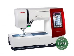 Janome Memory Craft Horizon 9900