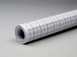 Mønsterpapir 5 ruller - Blankt