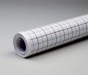 Mønsterpapir 5 ruller - Ternet