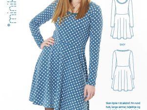 Minikrea - Jersey kjole 70045
