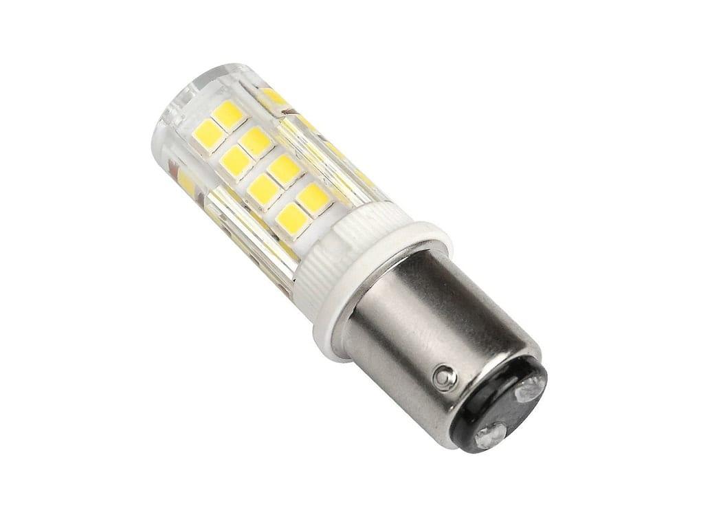 Pære Bajonet B15 - Længde 51 (LED)