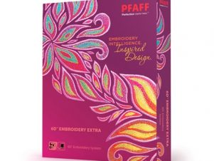 Pfaff 6D Embroidery Extra