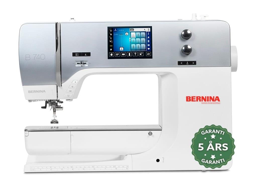 Image of   Bernina 740