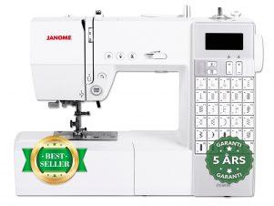Janome 6030 DC - Inkl. trykfods kit (Værdi kr. 1.500)