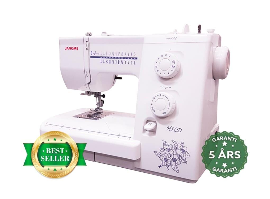 Symaskiner til børn