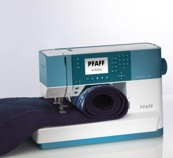 Pfaff Ambition 620 - Inkl. Luksus Pakke (Værdi 1995,- Kr.)