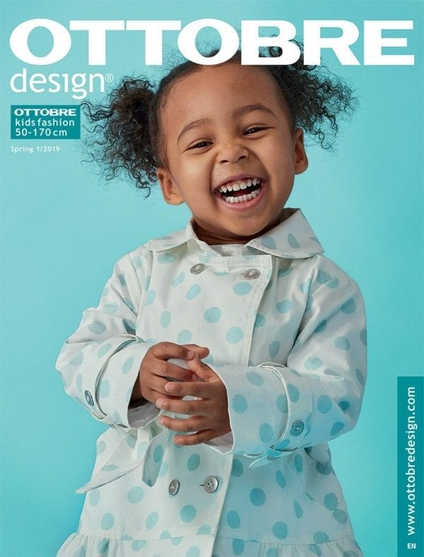 OTTOBRE design® (Nr. 1 - 2019) Kids Fashion (EN)