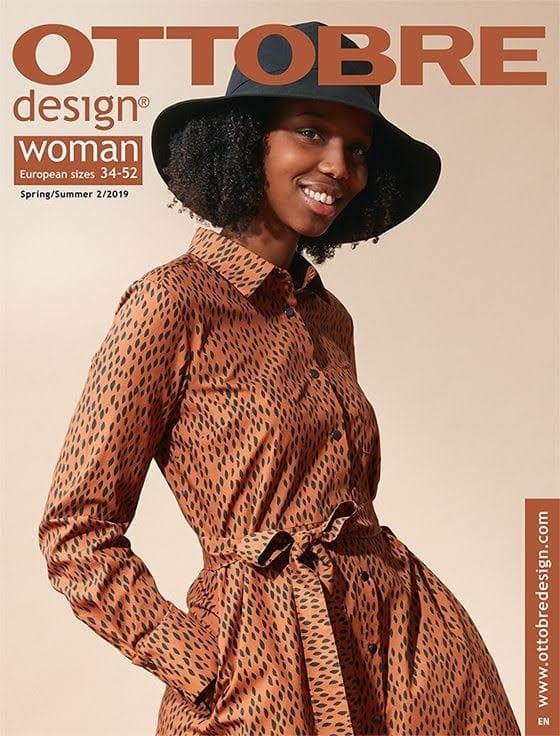 OTTOBRE design® (Nr. 2 - 2019) Woman (EN)
