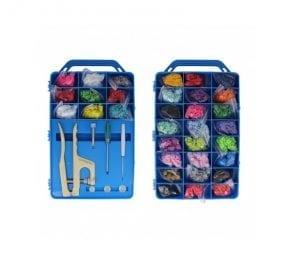 Phillip Trykknapper - Inkl. Værktøj & Kuffert (33 farver)