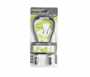 HUG Light (Håndfri LED lampe)