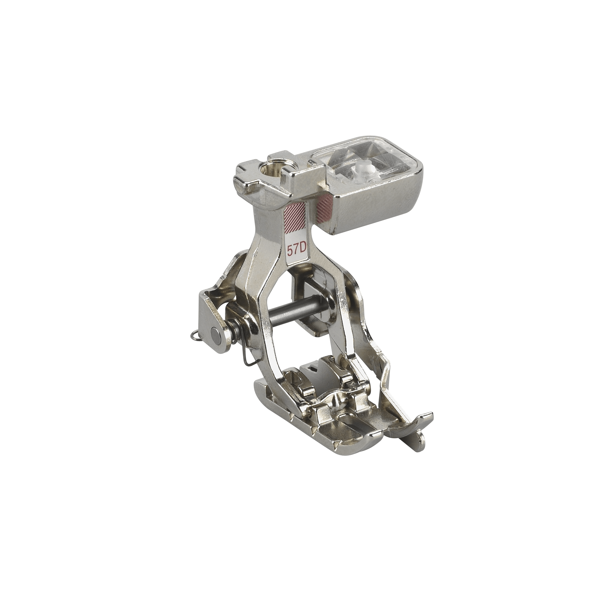 Image of 57D - Inch Trykfod Med Guide (Maskiner Med Overtransportør)