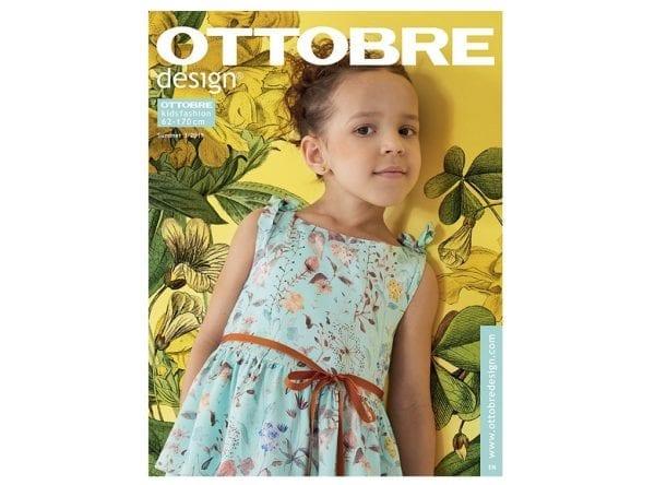 OTTOBRE design® (Nr. 3 - 2019) Kids Fashion (EN)