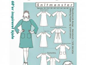 Onion Snitmønster 2036 (60'er inspireret kjole)