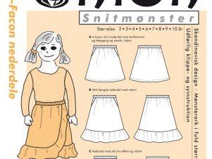 Onion snitmønster 20052 (A-facon nederdele)
