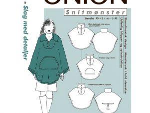 Onion Snitmønster 6010 (Slag med krave)