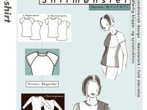 Onion Snitmønster 5003 (T-shirt)