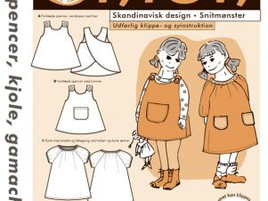 Onion Snitmønster 10017 (Spencer, kjole gamacher)