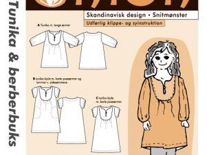 Onion Snitmønster 20041 (Tunika & berberbuks)