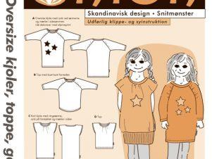 Onion Snitmønster 20046 (Oversize kjoler, toppe & gamache)