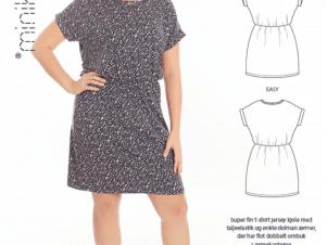 Minikrea - Dolman kjole 70050