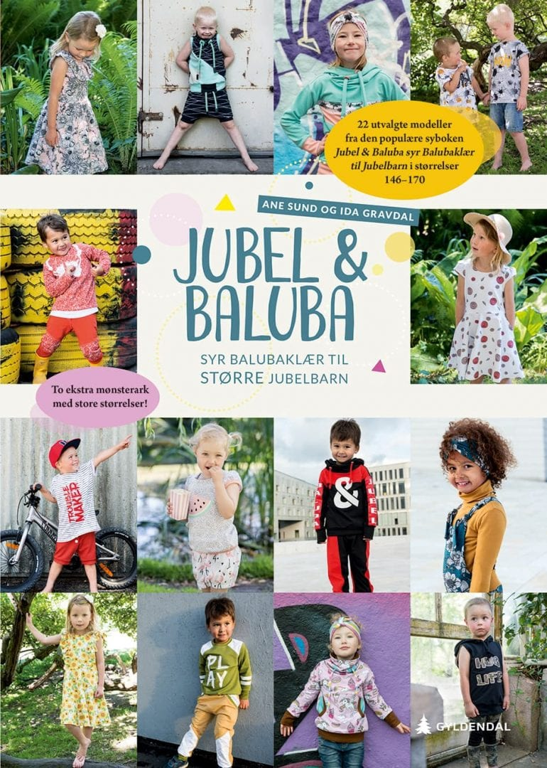 Jubel & Baluba - Syr Balubaklær Til Større Jubelbarn