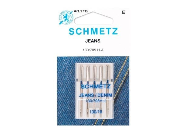 SCHMETZ Jeansnåle (Str. 100)