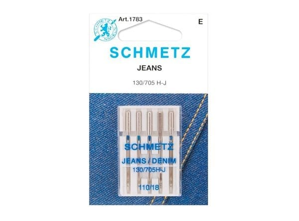 SCHMETZ Jeansnåle (Str. 110)